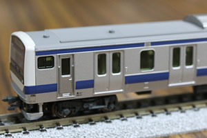 E531系常磐線