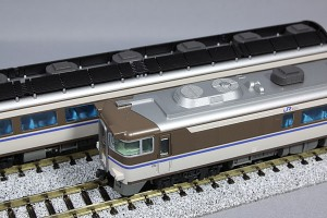カトー キハ181系 「はまかぜ」 オリジナル
