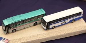 バスコレ JRバス東北2台セット