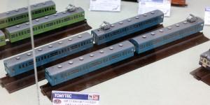 72系970番台仙石線アコモ車 青色