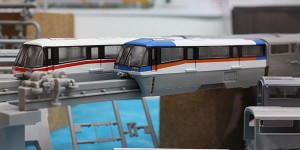 東京モノレール1000系