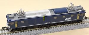 EF64 1000屋根