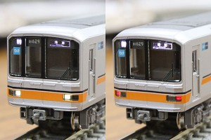 01系 ヘッドライト・テールライト