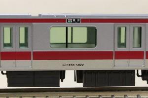 E233系京葉線側面表示