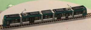 モデモ NT123 広電 5000形 グリーンムーバー