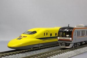 カトー 10-866 東京メトロ10000系、トミックス 92429 923形 ドクターイエロー