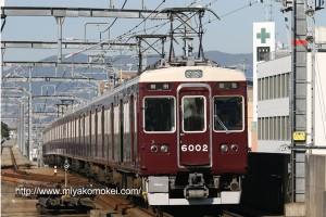 GM 4265 阪急6000系