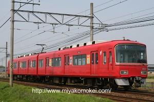 名鉄3100系1次車