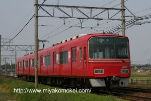 名鉄3100系2次車