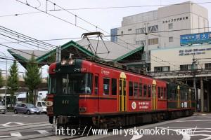 京阪600形 611-612編成