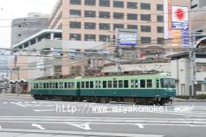 京阪600形 613-614編成