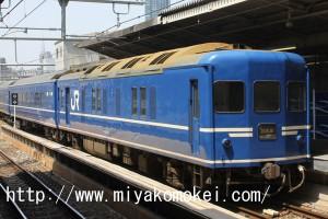 24系「さよなら日本海」