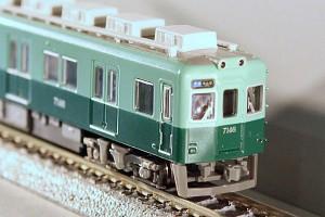 南海7100系旧塗装