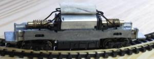 トラムウエイ TW-N-MTR-A 路面電車用動力装置A