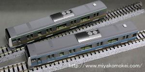 カトー E231系東海道・湘南新宿ライン、E233系京浜東北線