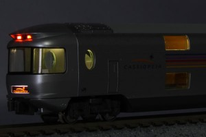 E26系「カシオペア」テールライトLED化