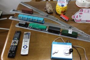 解結貨物列車