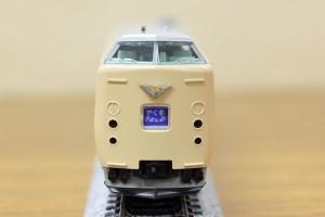 クハ381-100 前面
