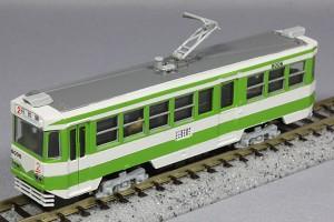 グレイスモデル 函館市電8000形組み立て例