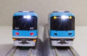 マイクロ 京阪800系