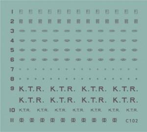 ジオマトリックス C102