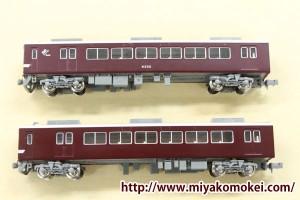阪急6300系違い