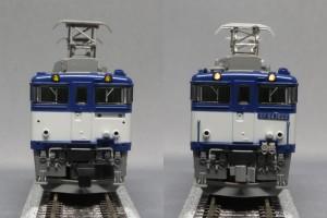 EF64 1000LED交換