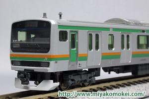 E231系TN化