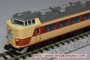 485系 T18編成