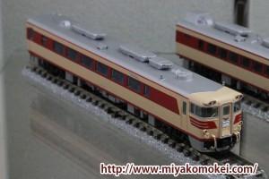 キハ82初期形