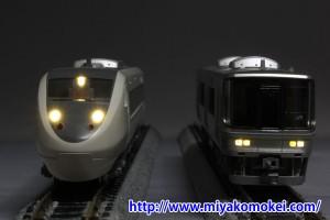 681系・223系LED交換