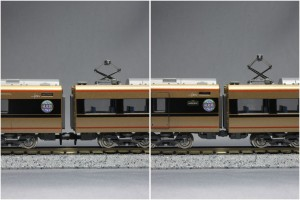 東武100系 TNカプラー化