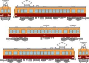 京阪1900系特急車