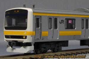 カトー 209系500番台 中央・総武緩行線