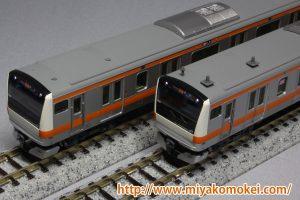 E233系比較