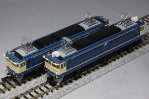 カトー 3061-2 EF65 1000比較