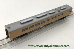 カトー 10-1497 キハ81系 いなほ・つばさ キシ80