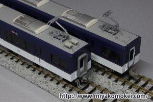 GM 30735 京阪3000系 京阪特急 パーツ取り付け・カプラー交換比較