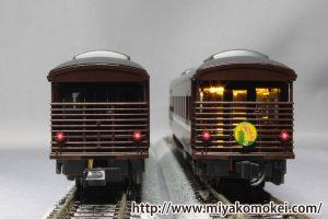 カトー 10-1499 D51 200+35系客車 SL「やまぐち」号 客車