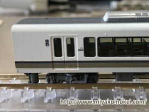 カトー クハ221 カセット式汚物処理装置