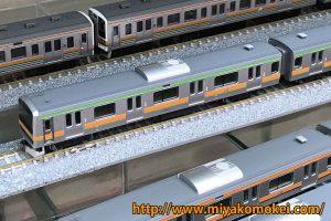 トミックス E231系 八高線