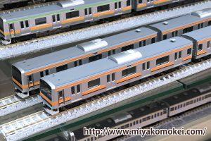 トミックス E231系 武蔵野線