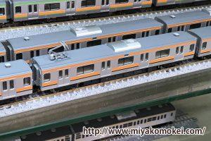 トミックス E231系武蔵野線