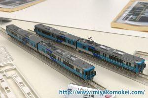 カトー 521系 IRいしかわ鉄道