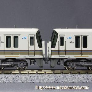 カトー 10-1491 221系リニューアル車 連結