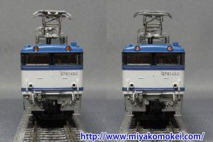 T-01 ライト交換例 TOMIX EF81