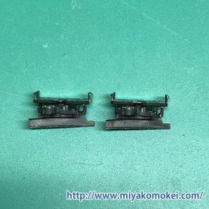 カトー 6124-1C3 カプラセット(キハ58Sプロウ付)