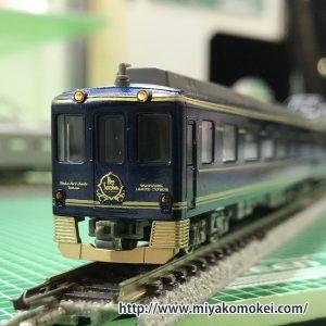 GM 近鉄16200系 「青の交響曲」