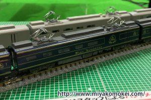 GM 近鉄 16200系 青の交響曲