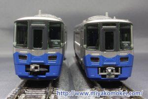 カトー えちごトキめき ET122形
